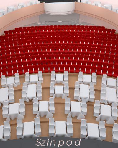 RAM Színház nézőtér